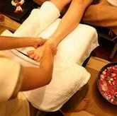 Fotmassage Purple Massage